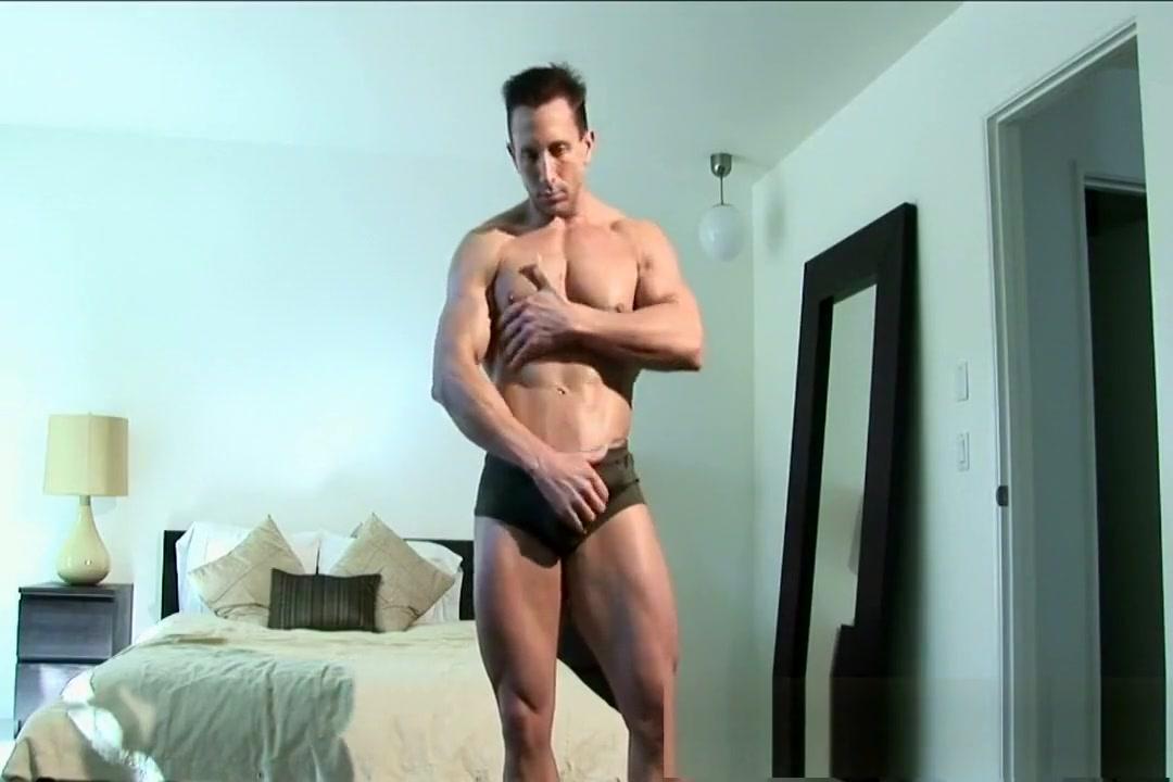 Aaron A Hairy male pornstar fucking