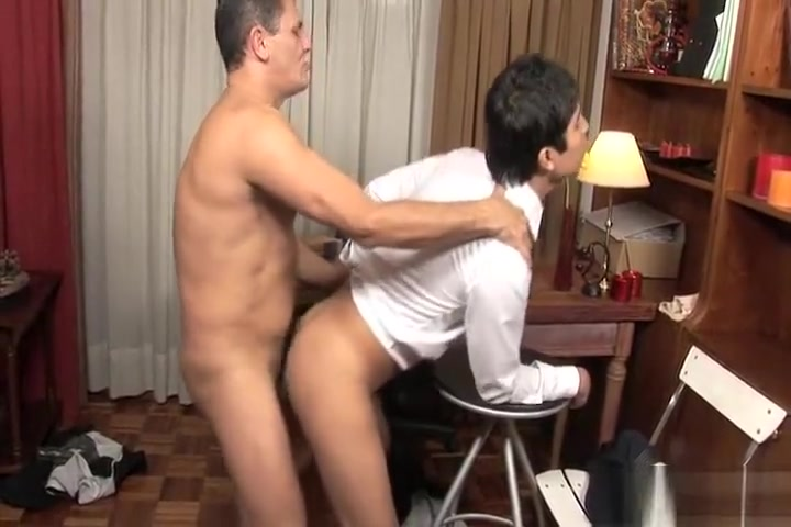 Dad Son Mexican amateur couple