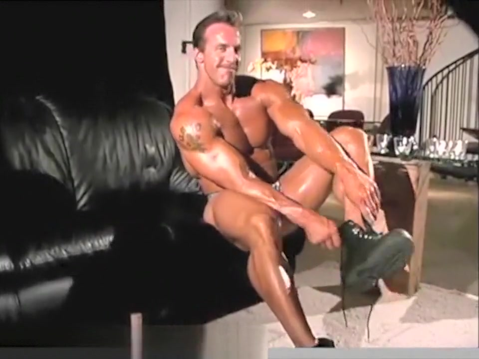 sexy handsome muscle stripper be good to your mom