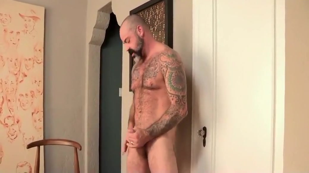 Scotty jerks off Eating pussy and getting fucked