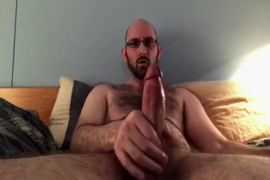 daddy jerks off How to press breast during sex
