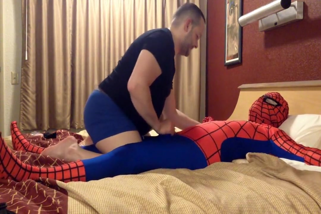 SpiderMan Tickle 1 Homemade vocal women having sex compilation videos
