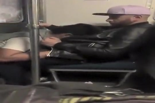 metro train ride will never be the same Jennifer aniston sex scene a sexy video