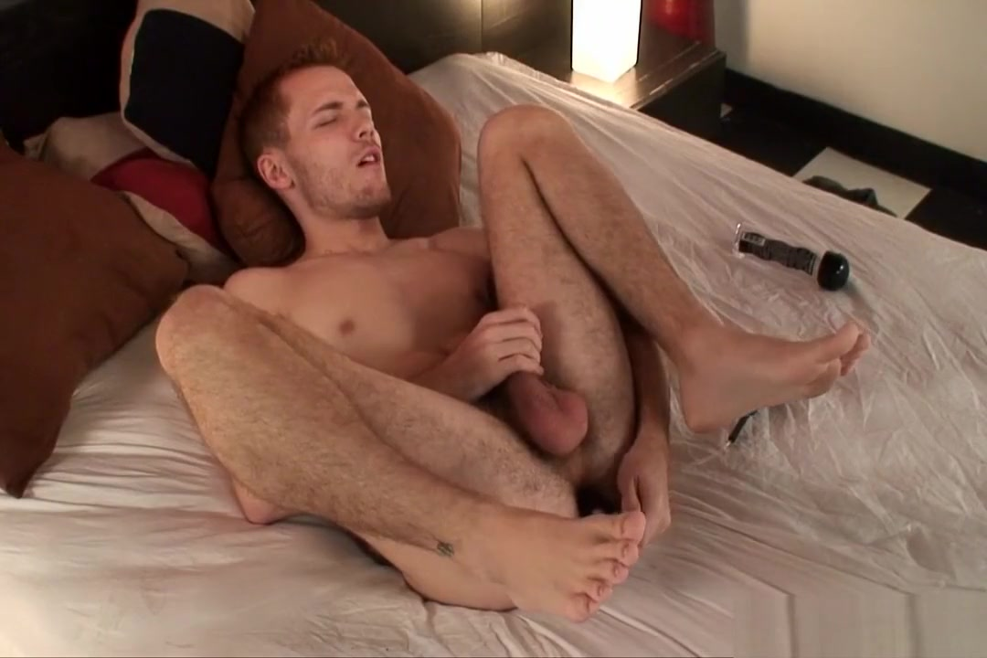 Ethan fucks himself with toys Our casting is eli?s first time porn scene