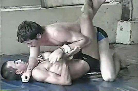 Mark Lander wrestles Danny Shaydak Part 1 lucie theodorova - the art of sex