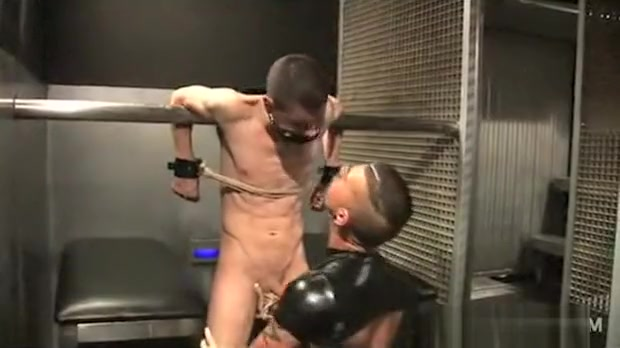 Bound Up Twink Kink can anal sex cause colon cancer