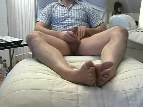 cum on feet Big breasts thin naked