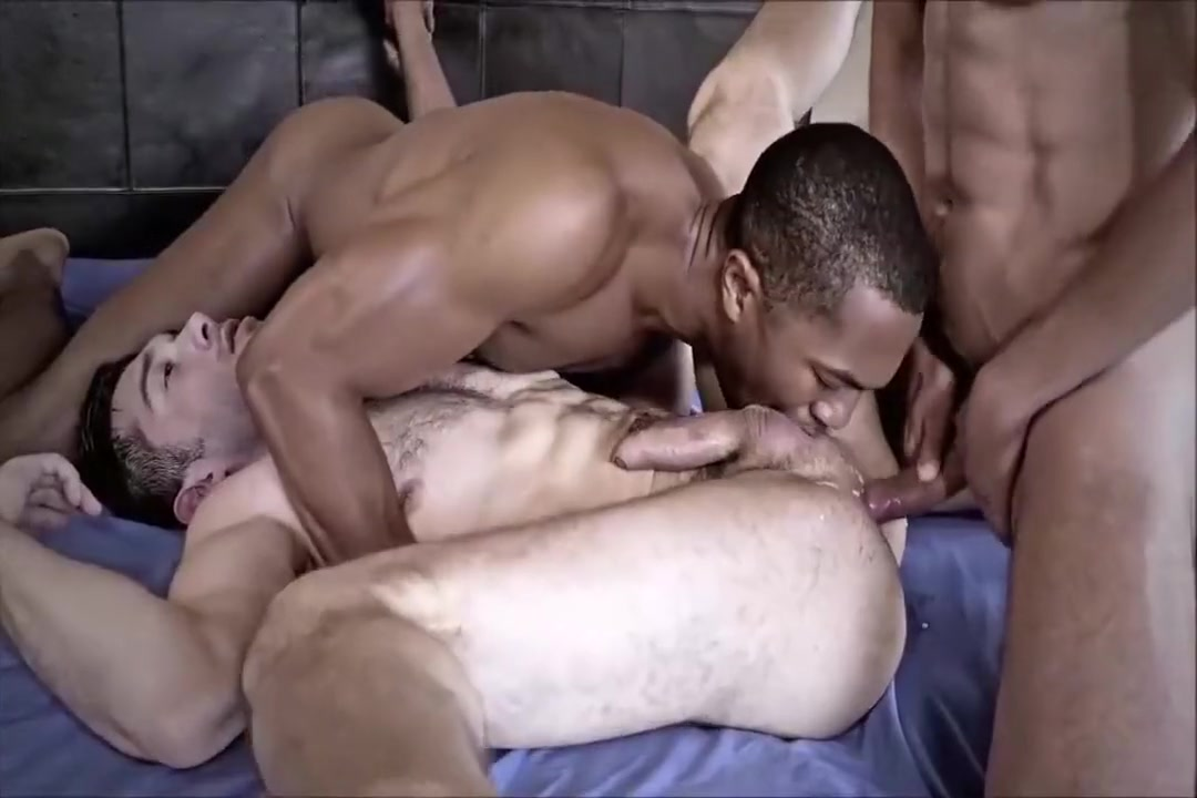 Bareback Interracial Threesome Videos Pron Sex
