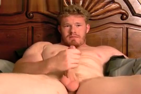 Hunky Beefy Ginger Dane firming breasts after weight loss