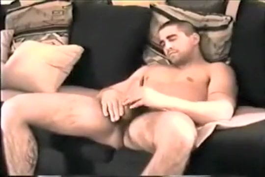 Officer Zack Beats His Meat for Watcher My sexy wife fucking missionary