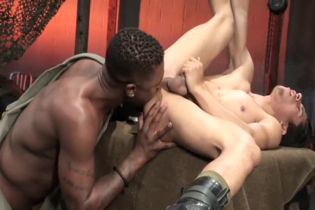 Hot Hole Rimming Interracial Man sleeping blowjob