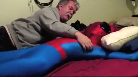 Spidey Interrogated Chubby hunnies tgp