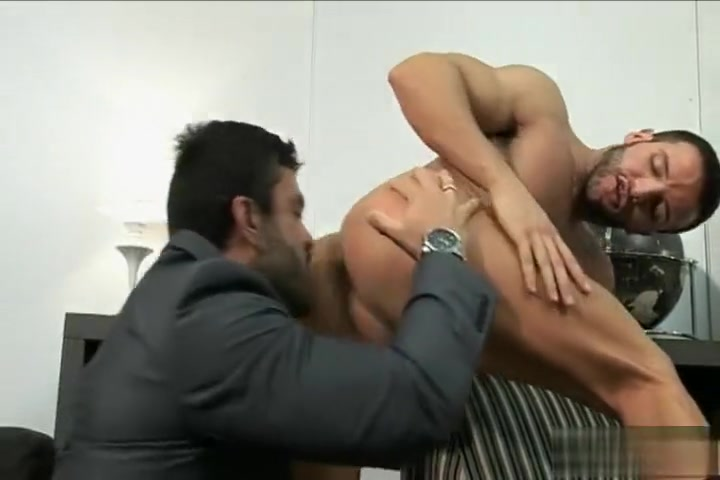 Rogan Richards and Donato Ass To Mouth Sluts