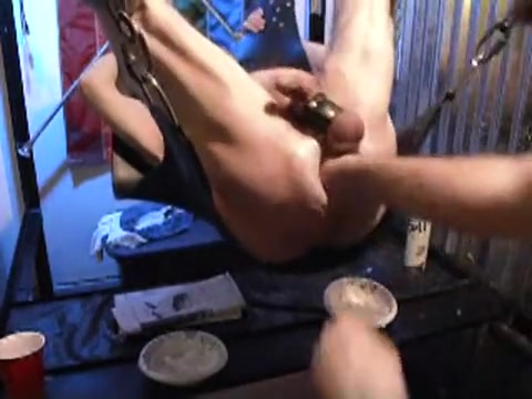 Gomorrah on the Road Playing in Chris Cohands Dungeon #1 Sexy milf squirt