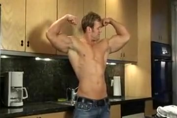 Nate Christianson aka David Hatfield - Hot in the kitchen Annimae girl girl sex videos