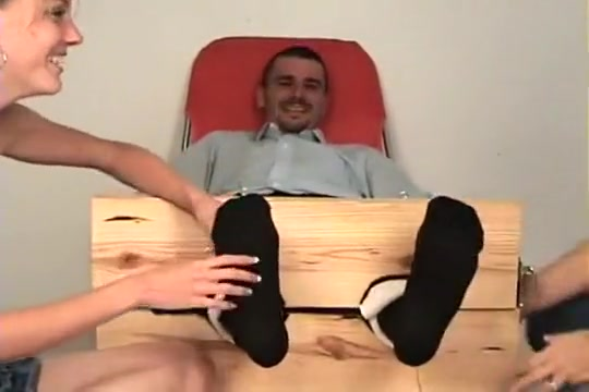 Business Man Getting Tickled Milf soup hunter