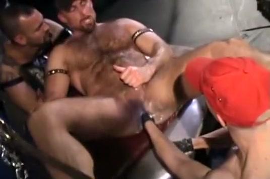 Eric, Willhem, and Sean get into some fisting Erotic campaign scenarios