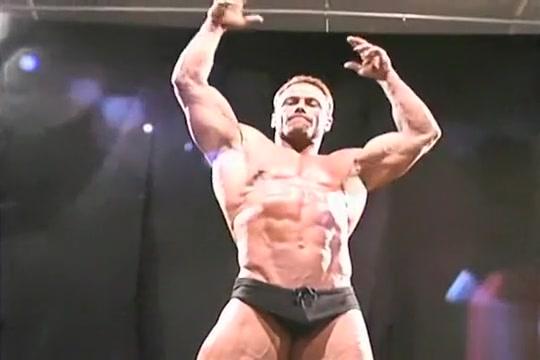 muscle hunk Big ass dildo porn