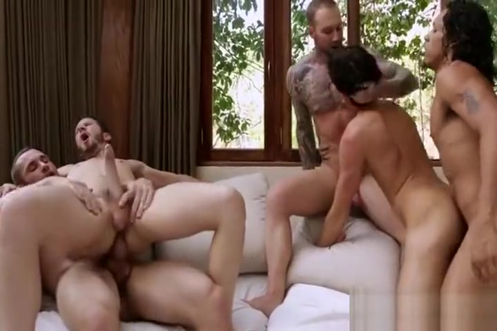 Group gay bareback with facial free porn vids gay