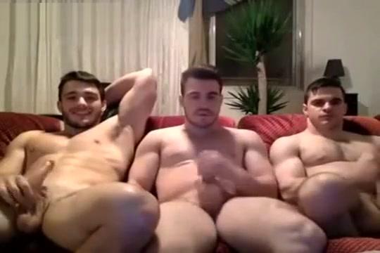 Str8 Friends Have Fun On Cam fat guy porn movie online a hot girls