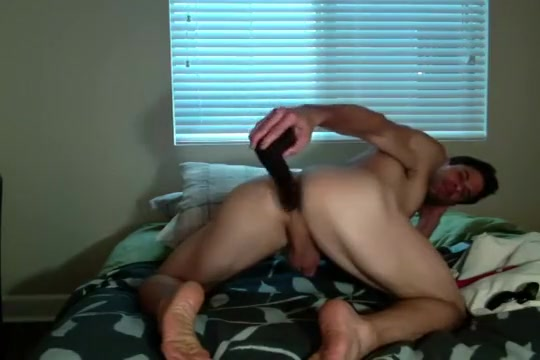 GT in bed with a dildo ways to prevent sexual assult