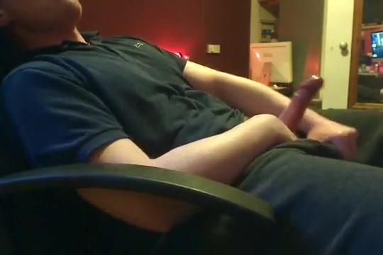 scally wanking uncut dick in chair smoke stroke Two Naughty Teen