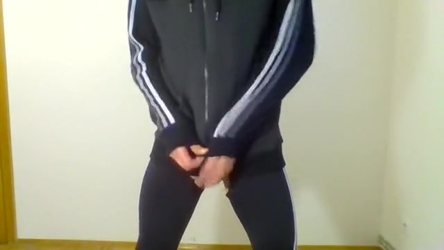 new adidas fetish style Delicious Minka uses her mouth on cock