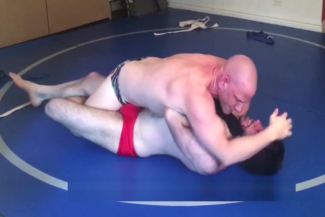 Submission Wrestling in Speedos Krush and John Henry 3 Teen sexy images