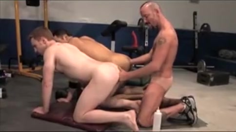 Brandon, Tim, and Joey fist Fucking asshole free porn video