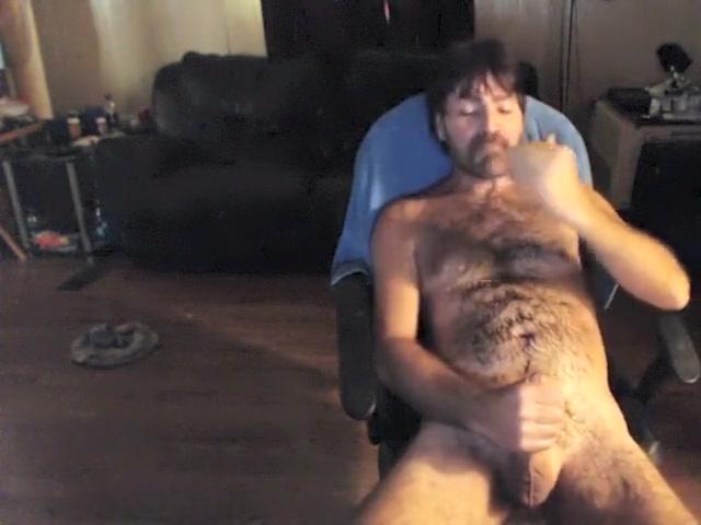 Hairy Redneck Face Cum shot Asian sex at home