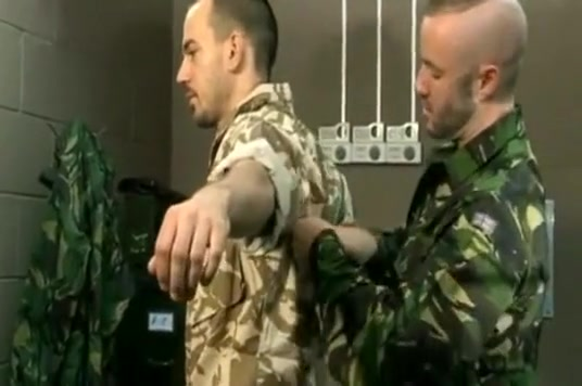 Corporal punishment to soldier secretary pussy licking sex