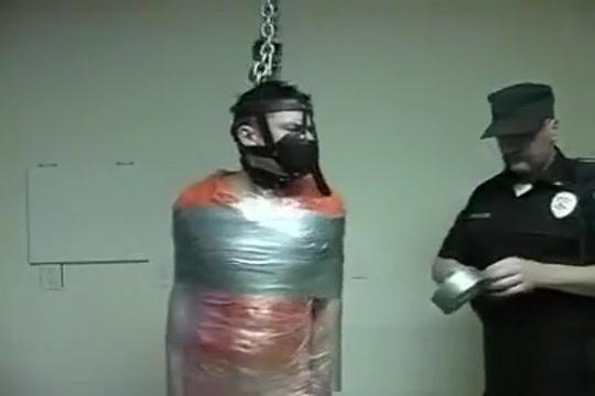 Mummified by cop Argentinian women in porn