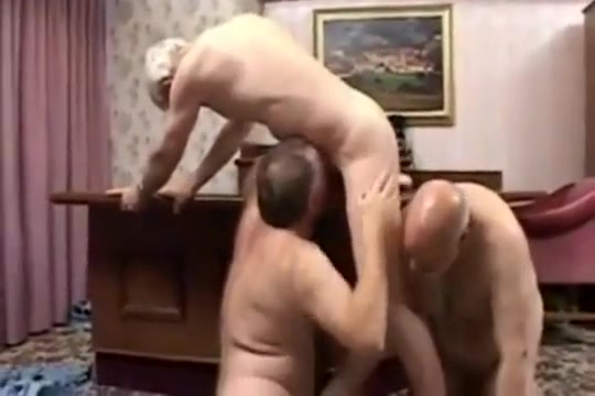 A good trio of old men Daemon aranda wife sexual dysfunction