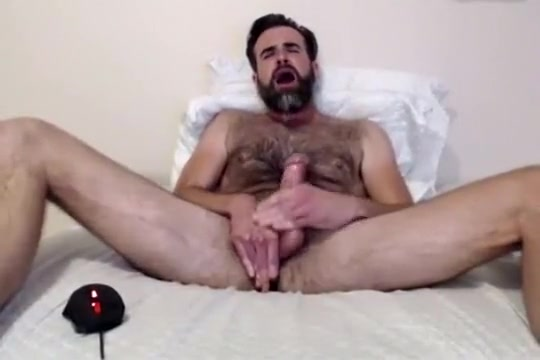 Mature bear Ohmibod Cam woman fucking man big dick