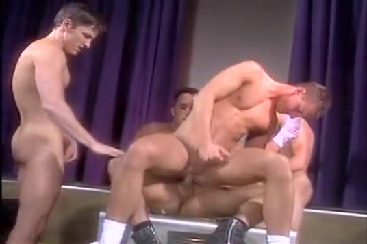 Hot boys fuck in a theater naked male butts