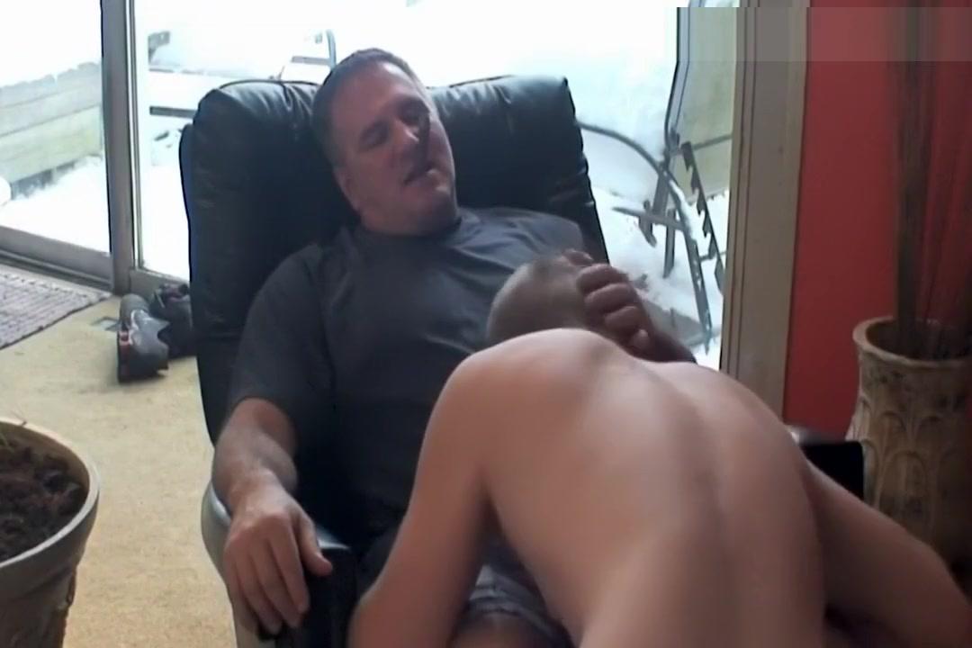 Jacob sucks his daddys cock Sl girls lk