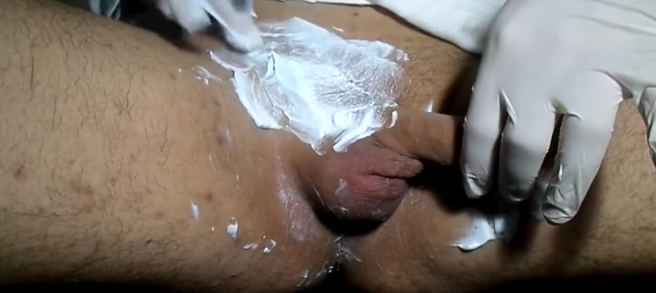 shaving the groin Free handsfree orgasm
