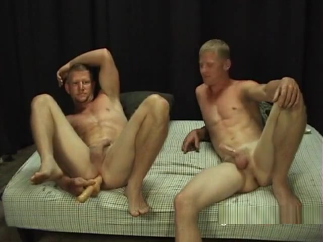 Two_ bros toys [part 4) Nice Fat Cock Threesome