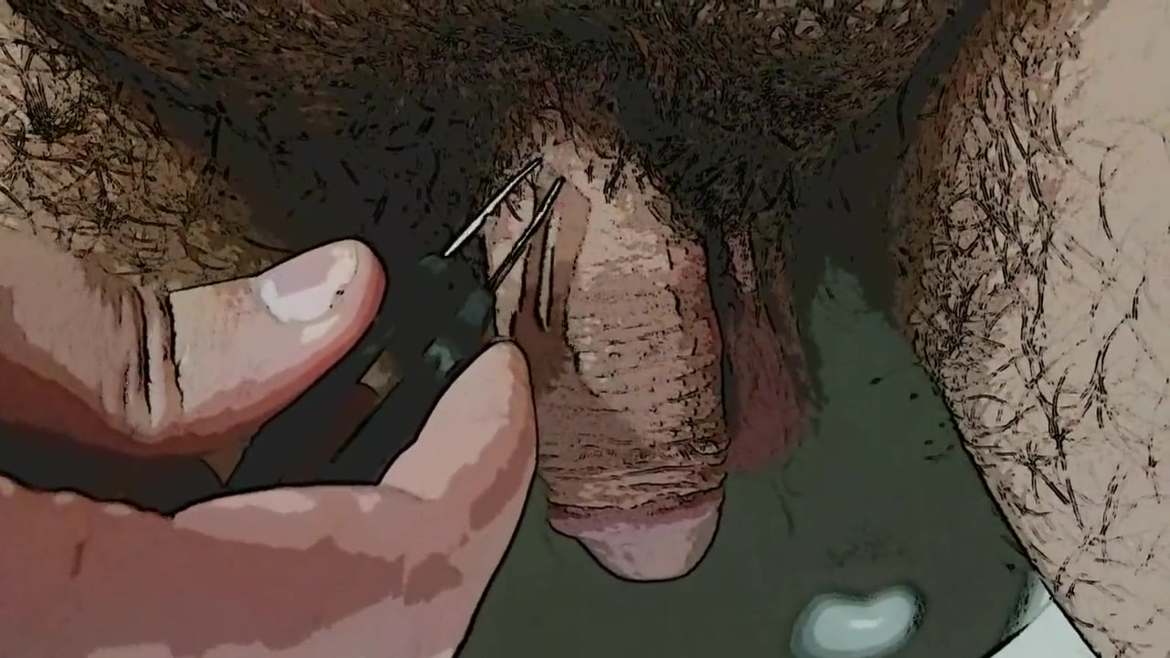Cartooned myself plucking hairs from my flaccid cock Dumpster rental flint