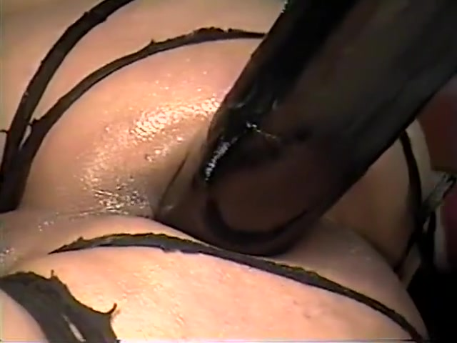Extreme Anal must see, you will like. Embarrass husband spank penis