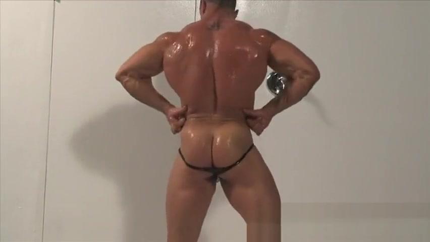 Eddie Camacho, the hot latin slave, in shower posing routine! Xxxx Video You Tove