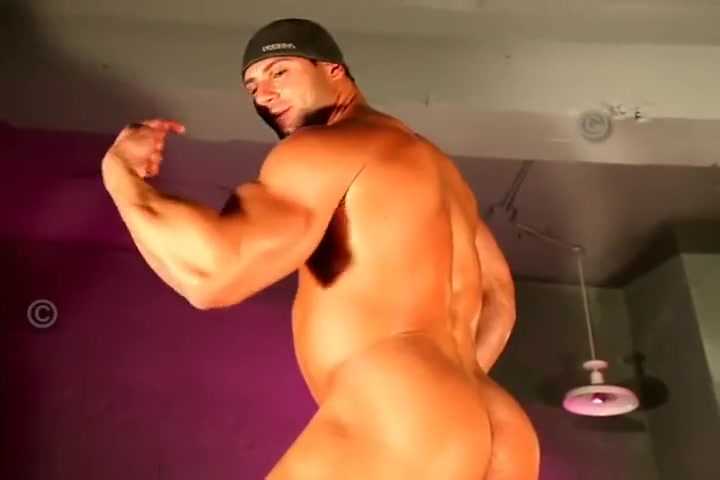 Muscle Worship - Mike Buffalari Best way to do intercourse