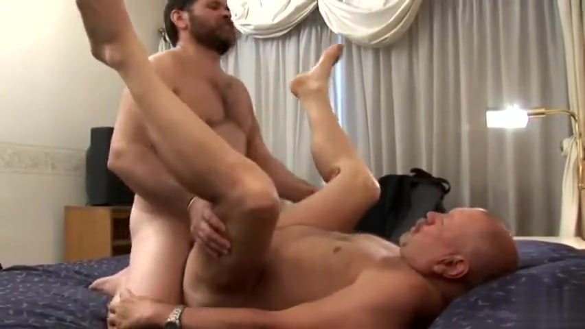 Stefan Initiates Igor Licking fingering and kissing