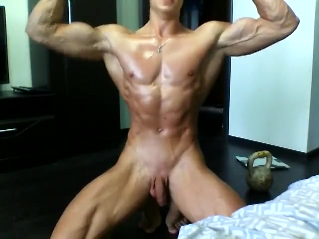 muscle dude on webcam posing porn videos red tube