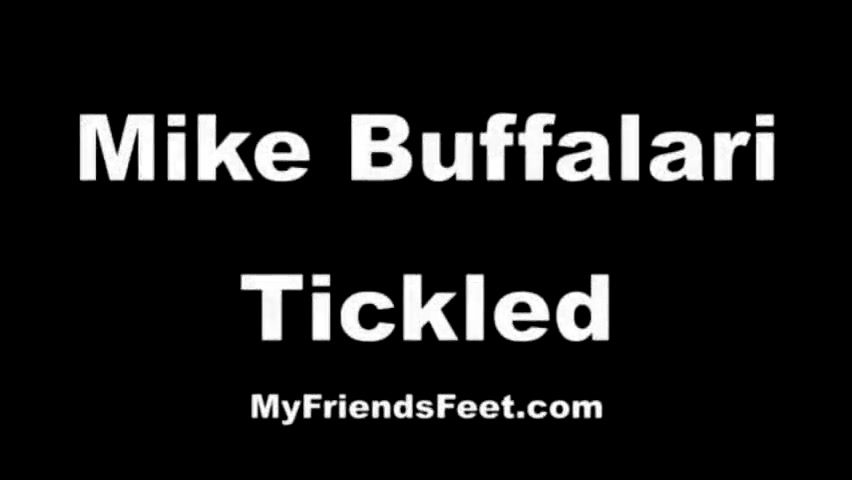 Mike B Tickled! Hairy whore lick dick orgy