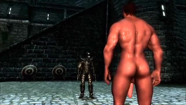 Skyrim: Aliens Ebony freak videos