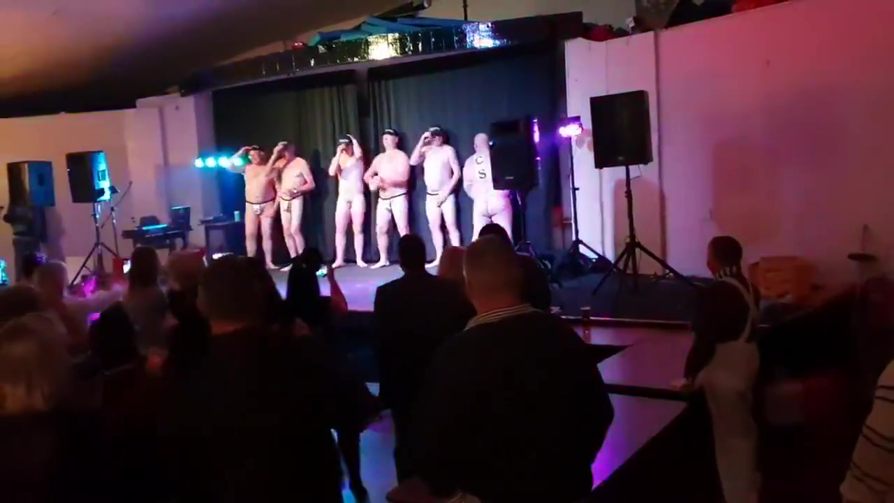 Full Monty Huge clit party