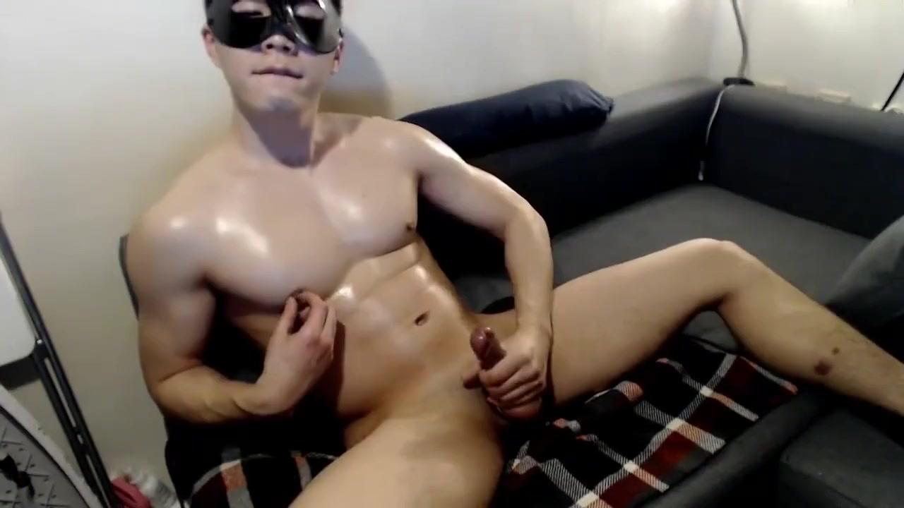 Korean slut boy(little_lukey) jerking off 5 (hands-free cum) Ameria olivo nude