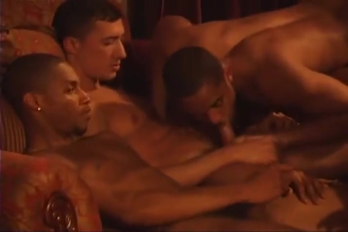 The Show - Part 1 - HOT Interracial Film / Reality Program Chicks giving oral sex