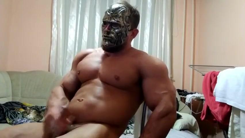 Massive Bodybuilder FrankenJacker Jerks Off on Cam Katrina kaif ass fuck hd pics